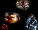 EA games - Need For Speed e Fifa 2008