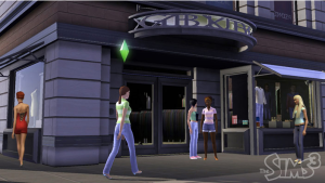 Vai ter mais interatividade so The Sims 3
