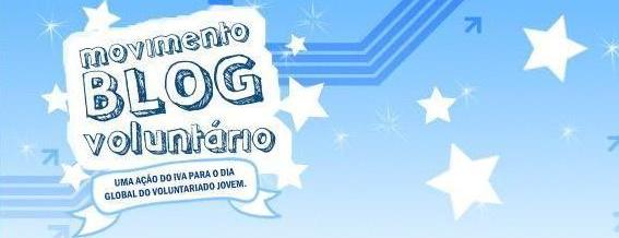 Blog Voluntário 2009