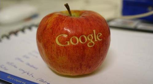Maçã Google