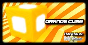 Orange-Cube